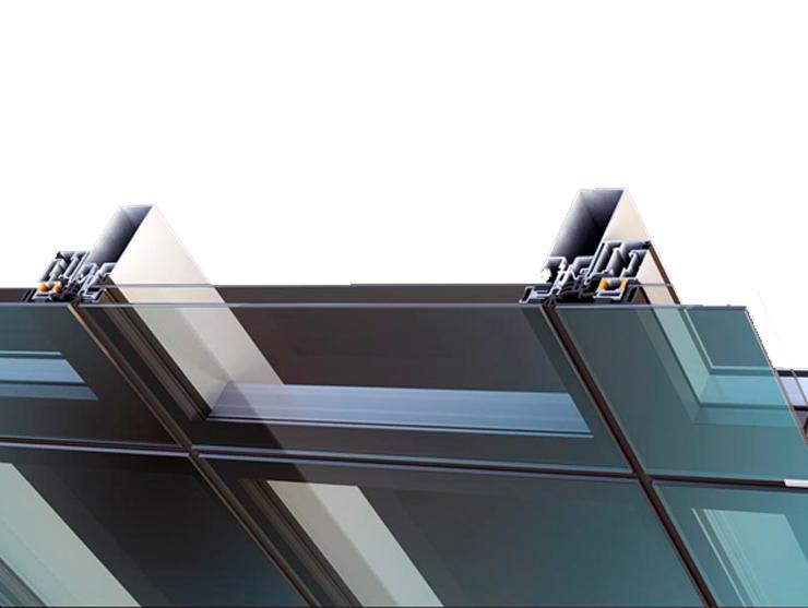 Line Fasadë Strukturor